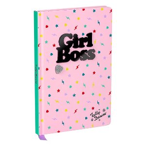 GIRL BOSS Rokovnik - Tatty Devine