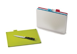 Index Chopping Board-daske za sečenje (velike,silver)
